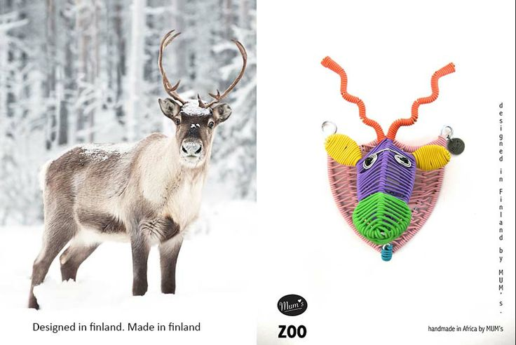 Scandinavian fauna: Reindeer