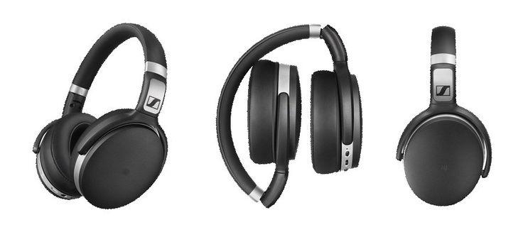 Sennheiser HD 4.50 BTNC Wireless Headphones Review - Day-Technology.com