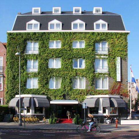 Amsterdam, Memphis Hotel****