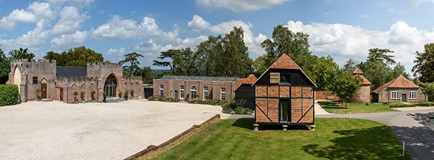 Wasing Park unveils new accommodation for wedding guests | CHWV