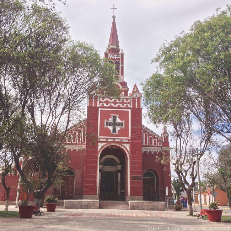 Iglesia de San Francisco - Copiapó