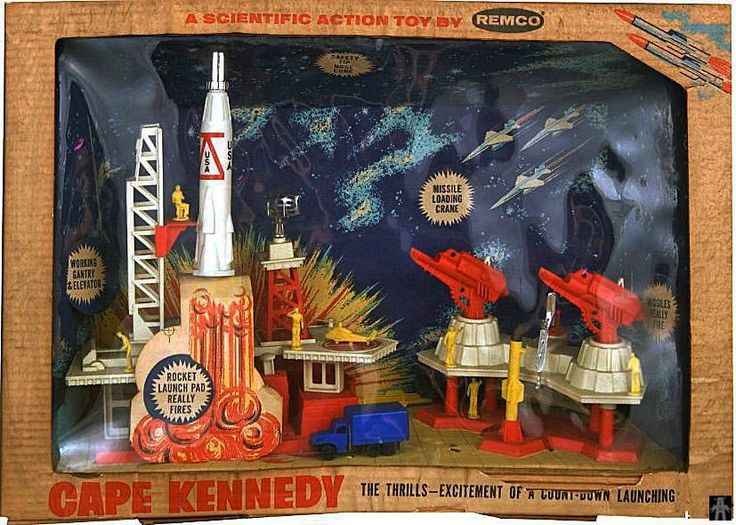Space Exploration Toys 65