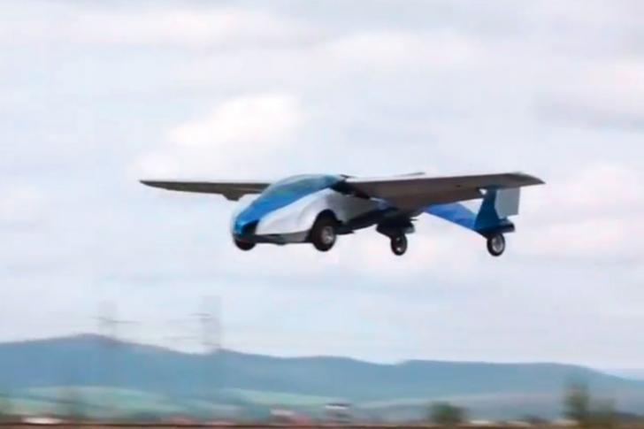 Thema: Auto's vliegen door de lucht   Wetenschap in Beeld