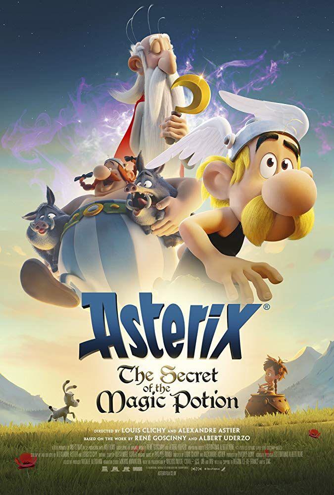 Asterix Und Das Geheimnis Des Zaubertranks Wiki