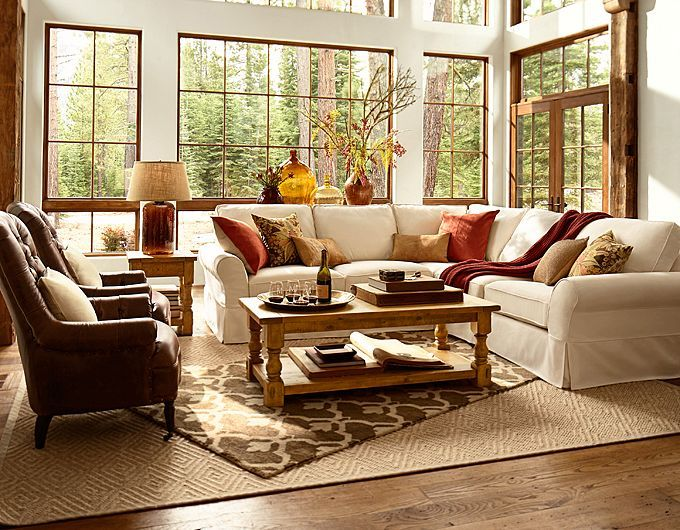 Best 25 pottery barn sofa ideas on pinterest for Pottery barn small spaces furniture