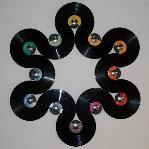 Record album art