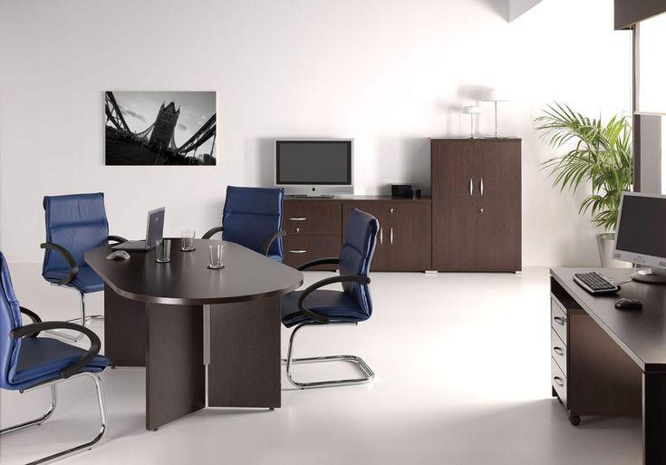 Mobiliario de oficina (1694 – O45) - Muebles CASANOVA