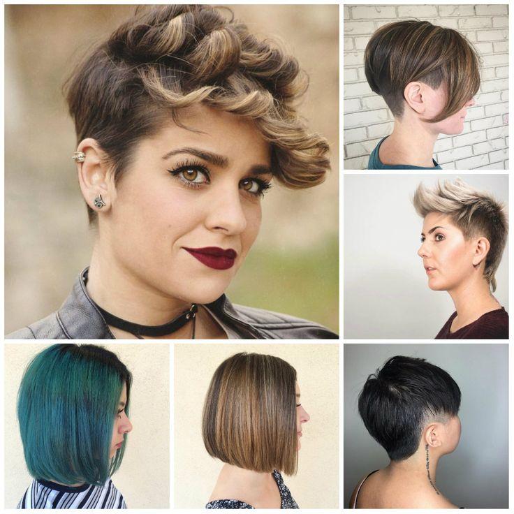 Corte de pelo corto de Ideas para el año 2017 //  #2017 #año #Corte #corto #Ideas #para #pelo