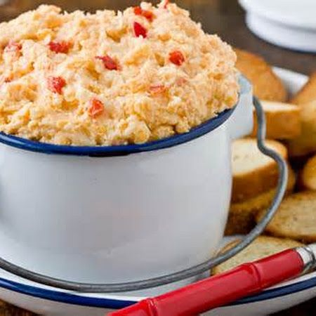 pimento cheese spread | Dips, Salsas, Spreads, and Cheeses | Pintere ...