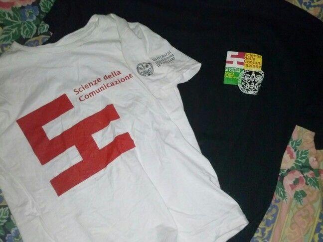 My university's t-shirts :)