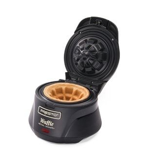 Presto Belgian Waffle Bowl Maker | Overstock.com Shopping - The Best Deals on Waffle Makers