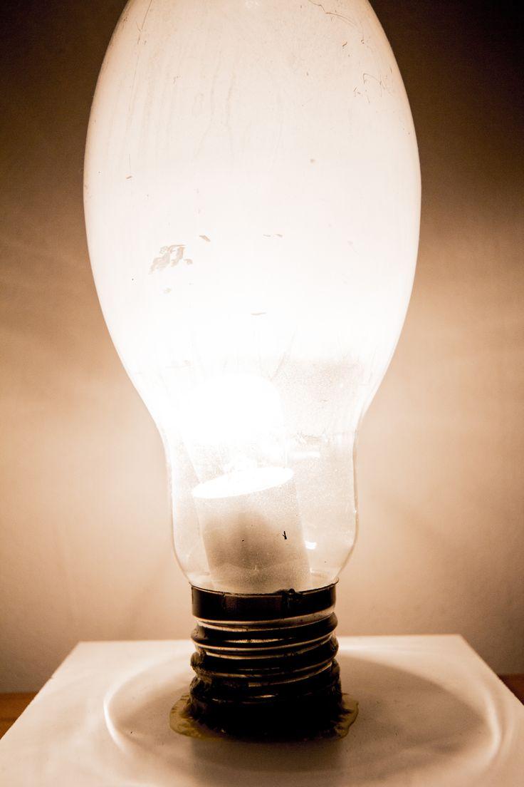 Matrioska Light - one light in other one, more bigger  #lightdesign #lamp #light #homemade