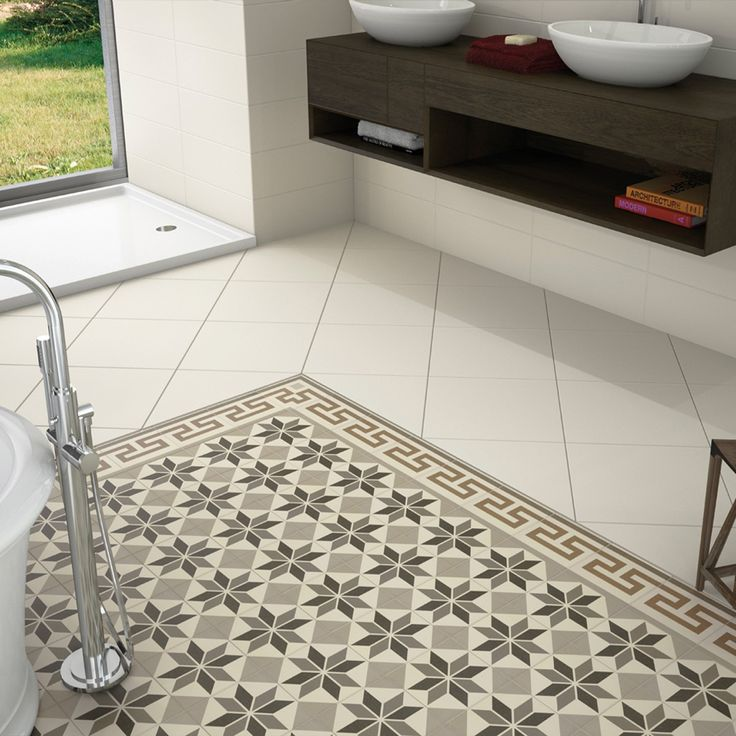 12 best Vintage Style Tiles images on Pinterest | Floors, Kitchen ...