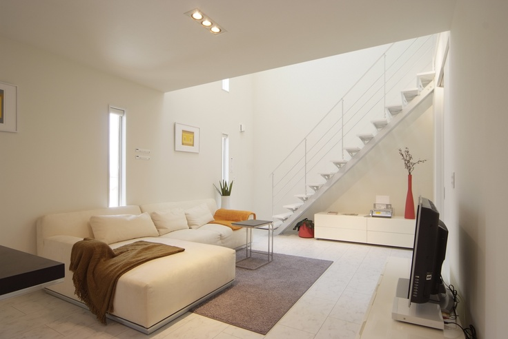 casa cube2 living room