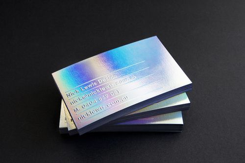 graphic design holographic foil - Google Search