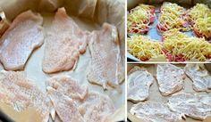 """Kuřecí prsa """"Karlos"""" v křupavém těstíčku na nedělní oběd. Lepší jídlo dnes neuděláte!"""