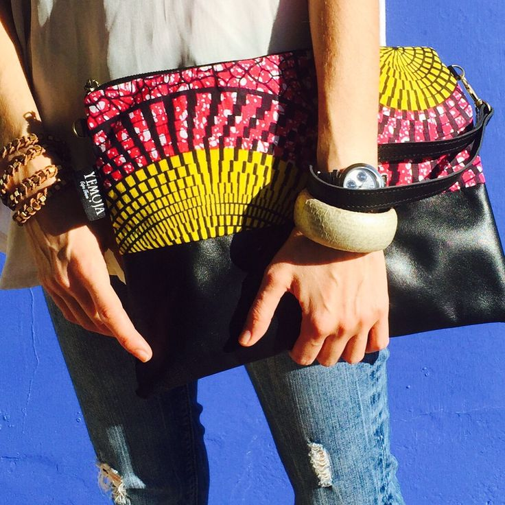 Gorgeous clutch Sun Kissed by YemojaDesigns