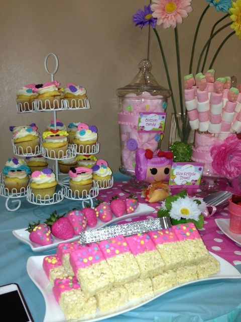 "Photo 23 of 77: Lalaloopsy Party / Birthday ""Sophia ""Lalaloopsy"" Party"" 