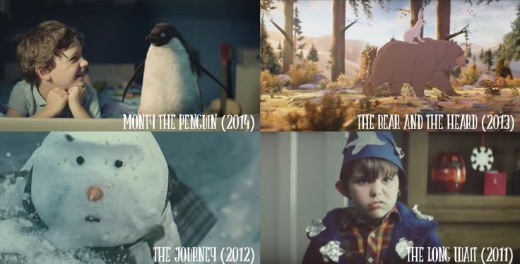 John Lewis Ad Campaigns