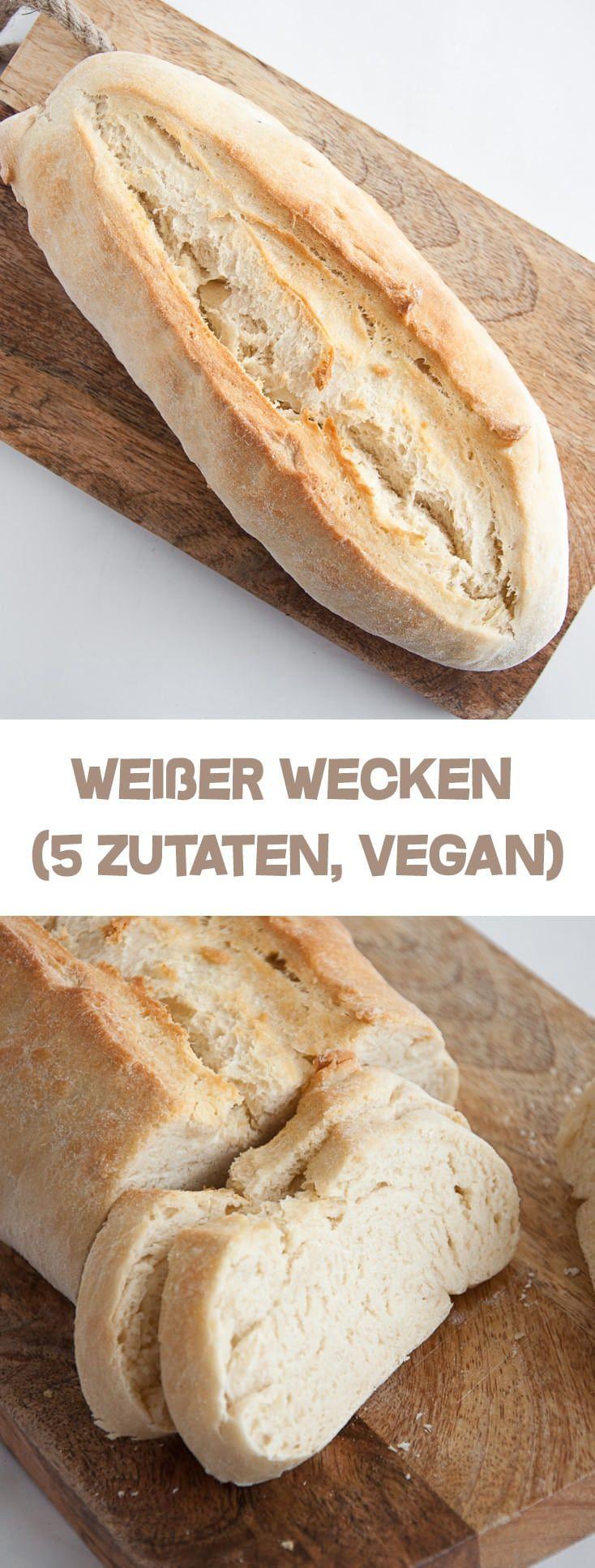 Veganer Weißer Wecken via @elephantasticv