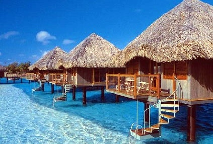 Bora Bora cabana - my dream vaca