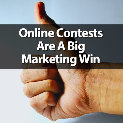 Online Contest are a Big Marketing Win https://stirmarketing.com/online-contests-are-a-big-marketing-win/