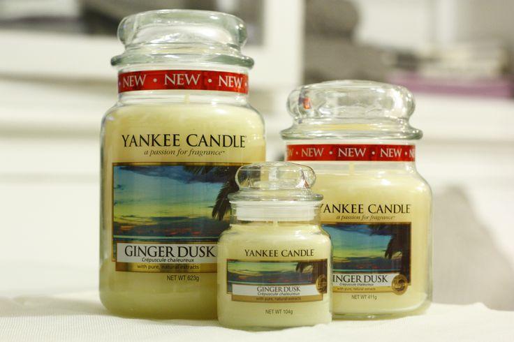 Yankee Candle - Ginger Dusk