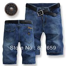 Resultado de imagen para shorts mens jeans