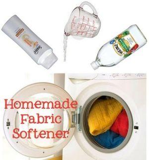 Homemade Fabric Softener by elinor