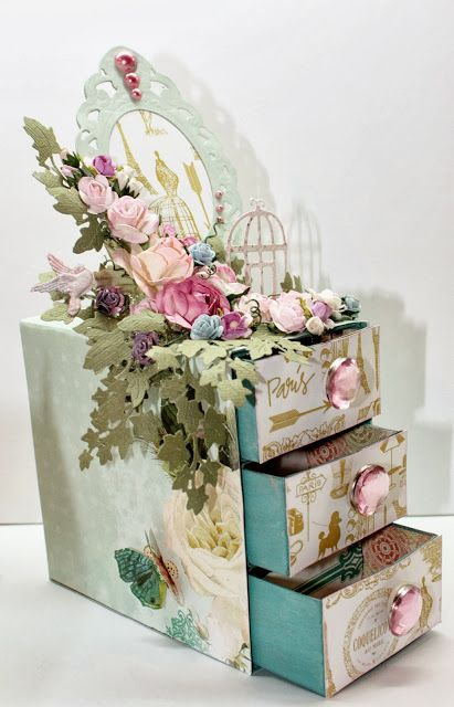 Flying Unicorn: WCYDW (What Can You Do Wednesday) - A Chest of Drawers