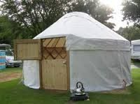 yurt doors - Google Search