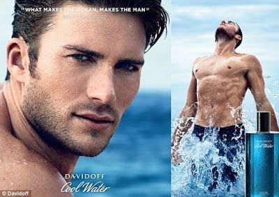Davidoff Cool Water  Ad Campaign Fall/Winter 2015/2016