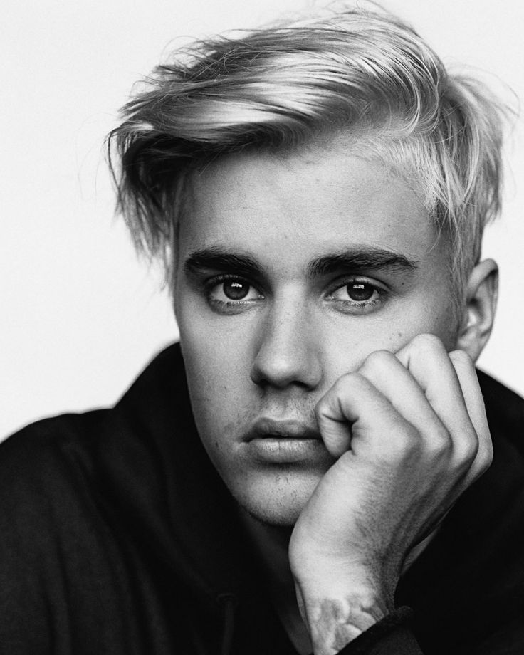 Justin Bieber by Alasdair McLellan for ID.