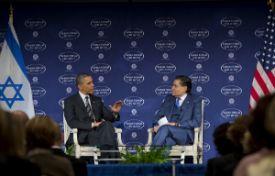 "Obama Tells Haim Saban ""Israel's Security Is Sacrosanct"""