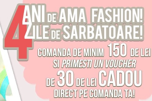 Voucher de 30 lei reducere la orice comanda de peste 150 lei | Zgarciti.ro - Comunitatea Zgarcitilor din Romania