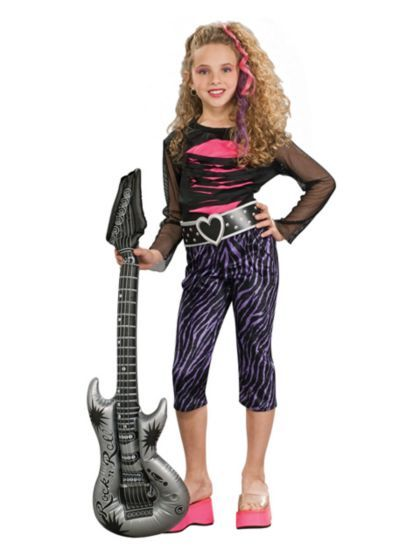 Discount wholesale prices on 80s Rock Star Costumes for Girls with same day shipping on our 100% secure website. Super Selection!