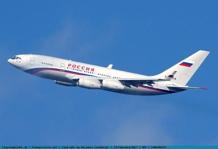 Foto Russian State Transport Ilyushin IL-96-300 RA-96019