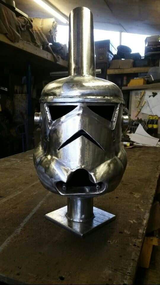 Stormtrooper Fire Pit | Star Wars Disney | Disney star ...