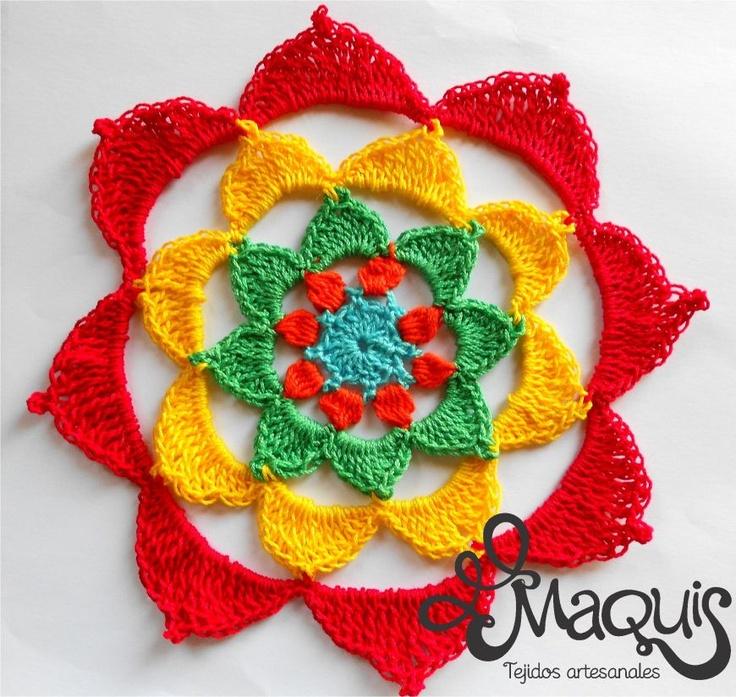 CrochetMandala