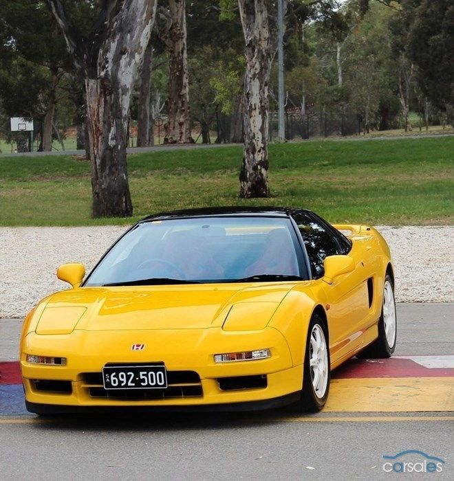 One And Only NSX-R In Australia