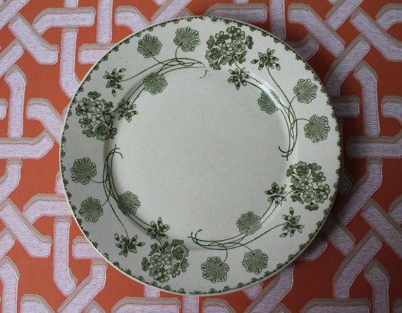 les 14 meilleures images du tableau luneville dinnerware sur pinterest vaisselle assiette et dish. Black Bedroom Furniture Sets. Home Design Ideas