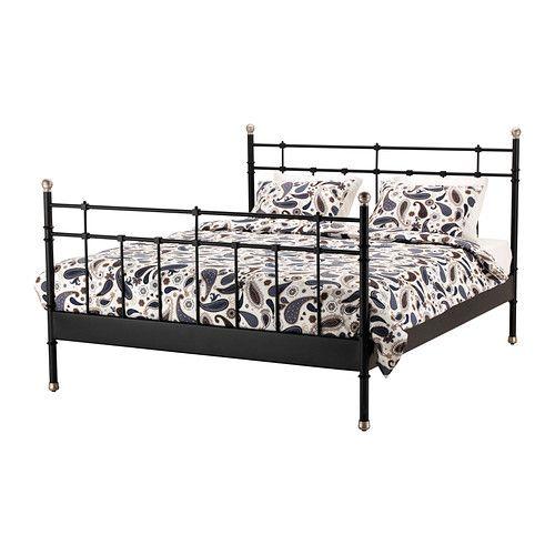 1000 id es sur le th me cadres de lit en fer sur pinterest lits en fer anci - Cadre de lit fer forge ...