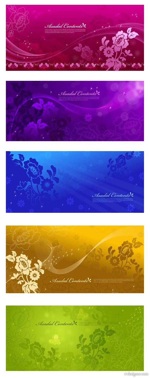 wedding card backgrounds vectors%0A Dream dark pattern background vector material