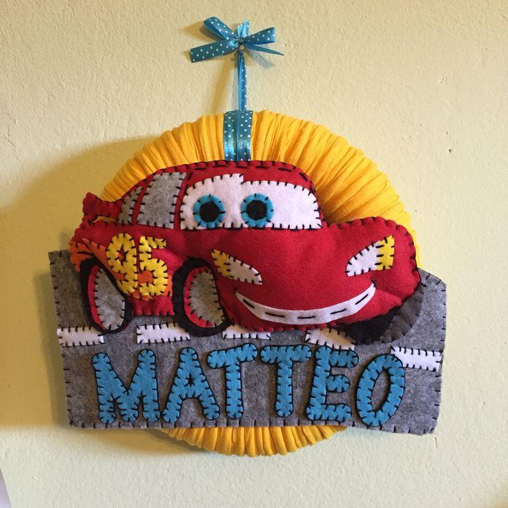 #Saetta #Cars #SaettaMcQueen #Matteo