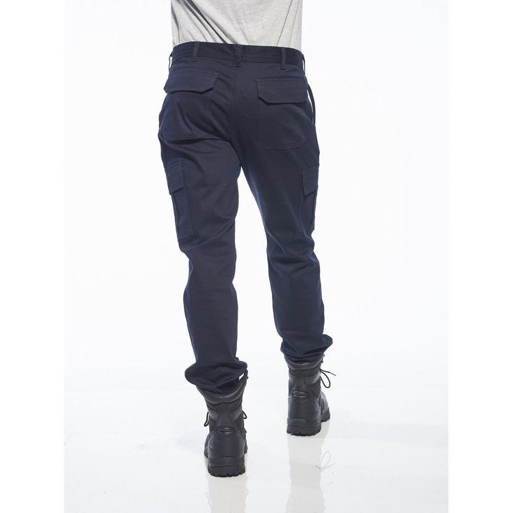 Pantalón Stretch Slim Combat