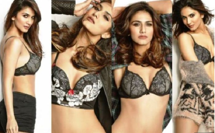 Vaani Kapoor strips on insta with the challenge '#striptobasics'.  #instagramchallenge #kalki #striptobasics #striptobasicschallenge #striptobasicsvideo #vaanichallenge #vaanikapoor #vaanipics