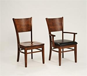 Amish Somerset Dining Chair