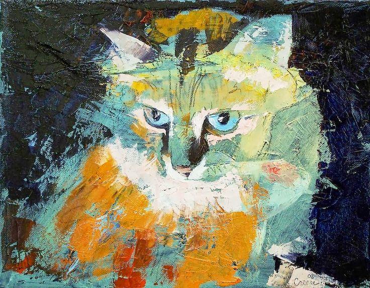 1000 ideas sobre pinturas abstractas al leo en pinterest for Imagenes de cuadros abstractos faciles de hacer