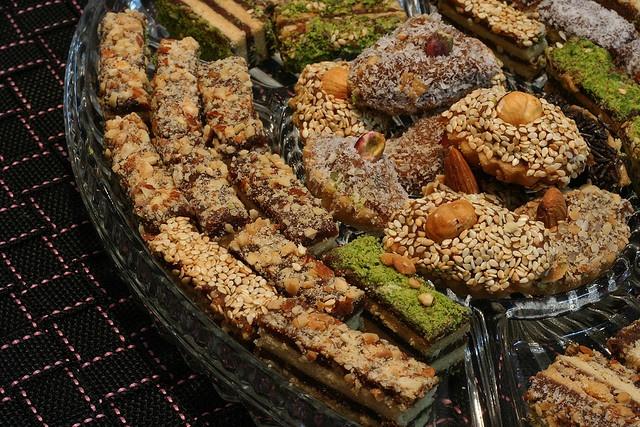 Arabic Biscuits by Sunshine Hanan, via Flickr
