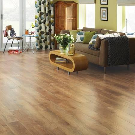 Natural Wood Effect Vinyl Flooring Tiles & Planks